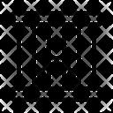 Prisoner Jail Police Icon