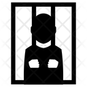 Prisoner Jail Criminal Icon