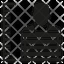 Prisoner Defendant Accused Icon