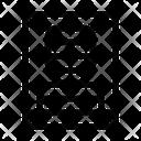 Prisoner Prison Jail Icon