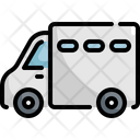 Prisoner Car Cage Icon