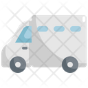 Prisoner Car Vehicle Icon