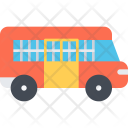 Prisoners Bus Icon