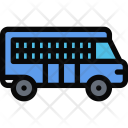 Prisoners Bus Law Icon