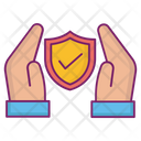 Privacy Protected Safe Family Icon