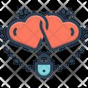 Privacy Heart Love Icon