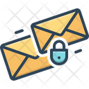Privacy Email Message Icon