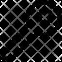 Privacy Lock Unlock Icon