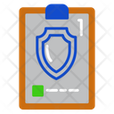 Privacy Policy Safe Icon