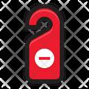Privacy Data Privacy Door Hanger Icon