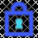 Privacy Lock Padlock Icon