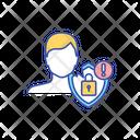 Privacy Concern Confidential Icon