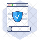 Privacy Data Security Icon