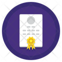 Privacy Policy Template Aggrement Policy Icon