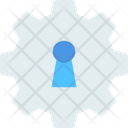 M Privacy Setttings Icon