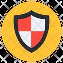 Safety Shield Protective Shield Defense Shield Icon