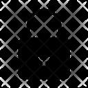 Private Lock Secure Icon