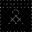 Private Network Browser Icon