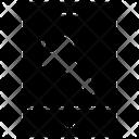 Private Lock Key Icon