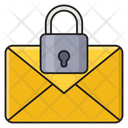 Private Secure Message Icon