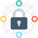 Private Network Security Icon