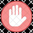 Private Palm Icon