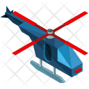 Private Helicopter Icon