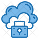 Private Cloud System Online Icon