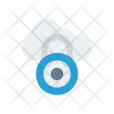 Private Cloud Icon