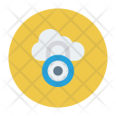 Private Cloud Secure Protect Icon