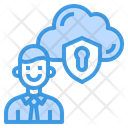 Private Protection Network Icon