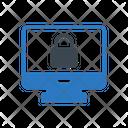 Lock Private Screen Icon