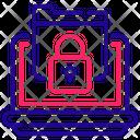 Private Data Icon