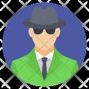 Investigator Private Detective Icon