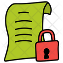 Private Document Icon