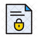 Private File Protection Icon