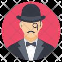 Private Investigator Icon
