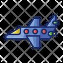 Private Jet Service Jet Plane Icon