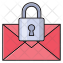 Private Secure Email Icon
