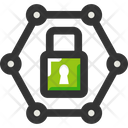 Private Network Private Connection Connection Security Icon