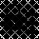 Private Lock Network Icon