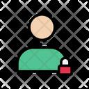 User Private Profile Icon