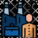 Private sector Icon