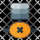 Private Storage Private Data Data Protection Icon