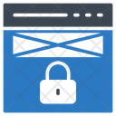 Private Webpage Icon