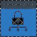 Private Website Icon