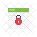 Private Internet Security Icon