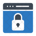 Private Browser Secure Icon