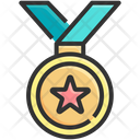Prize Winner Explosion Icon