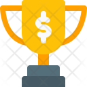 Prize Award Trophy Icon